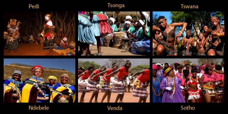 Different Cultures in South Africa Picture