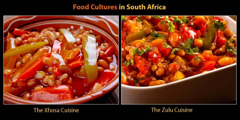 Food Culture in South Africa Picture