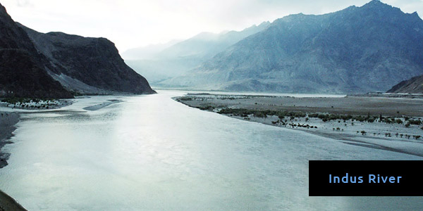 Rivers in India - Indus River
