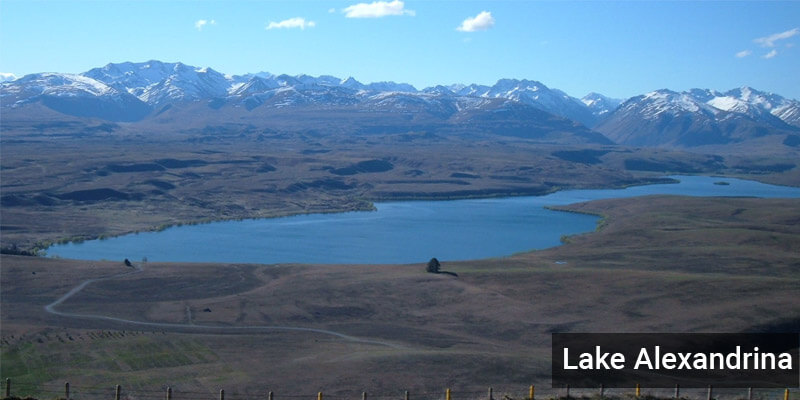 Lake Alexandrina - Lakes in Australia