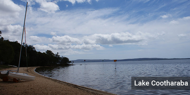 Lake Cootharaba - Lakes in Australia