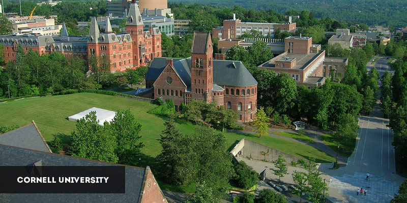Top Univerisities in North America - Cornell University