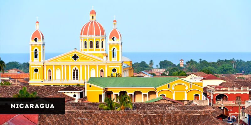 Largest Countries in North America - Nicaragua