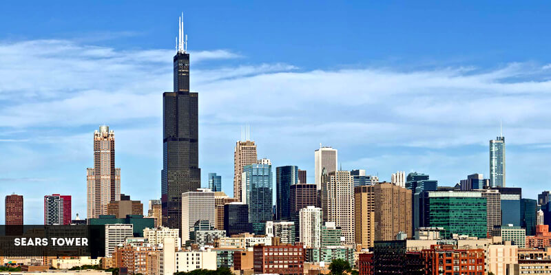 Best Places to Visit in North America - Sears Tower