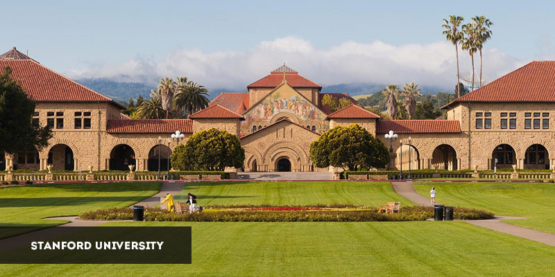 Top Univerisities in North America - Stanford University