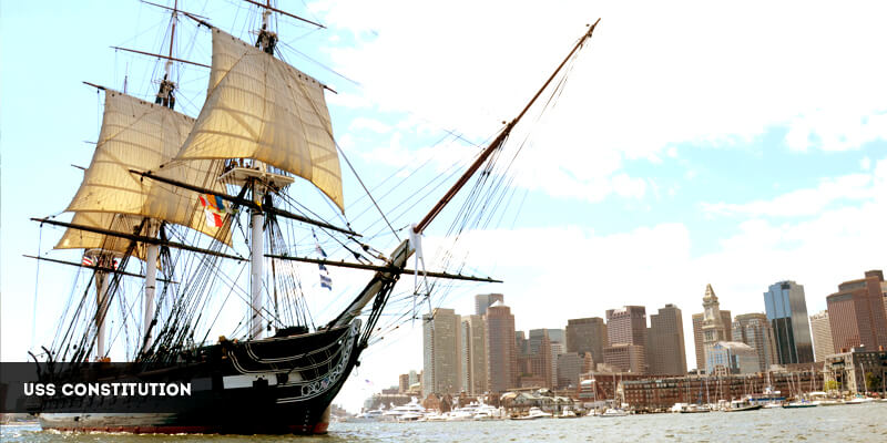 Best Places to Visit in North America - USS Constitution