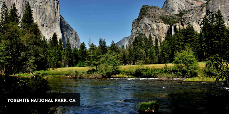 Best Places to Visit in North America - Yosemite National Park, CA