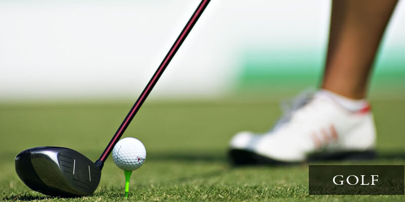 Major Sports in South America - Golf