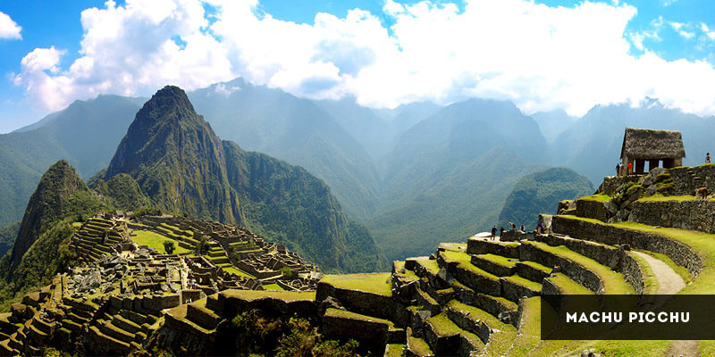 Famous Places to Visit in South America - Machu Picchu