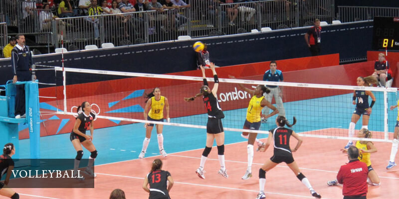 Major Sports in South America - Volley Ball