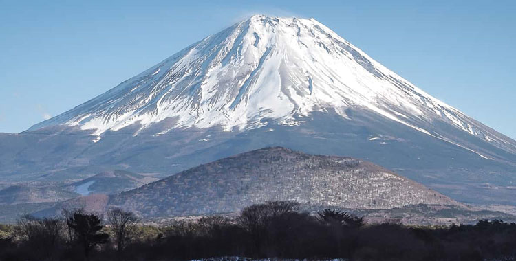 Interesting Facts About Mount Fuji